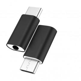 Adaptateur USB-C vers audio...