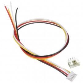 Cable connecteur male +...