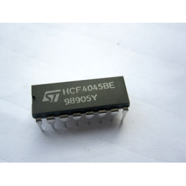 CD4045 CMOS 21-STAGE COUNTER