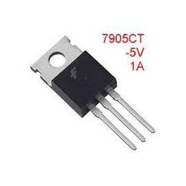 7905 5V 1A Negative Regulator