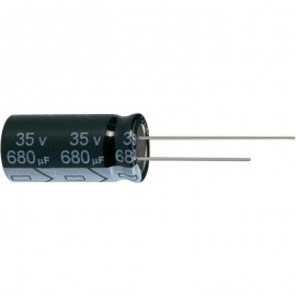 Condensateur Chimique 680uF...