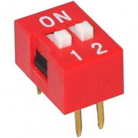 DIPSWITCH 2T