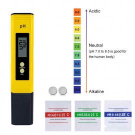Testeur pH mètre avec auto...