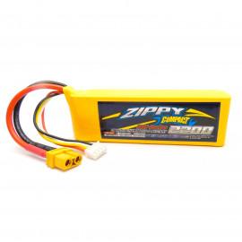 Batterie LiPO 11.1V 2200Mah 3S 25C