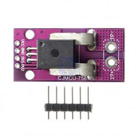 Module capteur effet hall ACS758 pour Arduino CJMCU-758