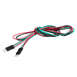 Wires jumpers male-male 3P...