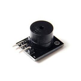 Buzzer piézo-électrique 3-20V