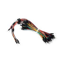 wire jumper pico male 65pcs