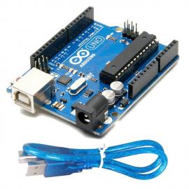 Arduino Uno+ cable
