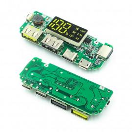 Module double sortie USB 5V...