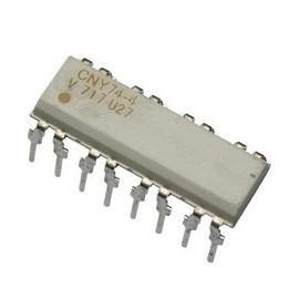 CNY74-2 Optocoupleur sortie transistor à 2 voies