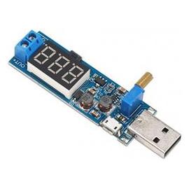 Module régulateur de Puissance USB Boost  DC-DC  5V à 3.3V 9V 12V 24V