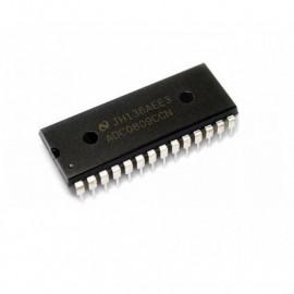 DAC0809 Convertisseur A / N 8 bits