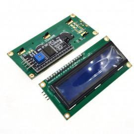 AFFICHEUR LCD I2C 2X16