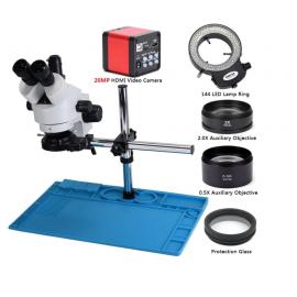 Microscope stéréo...