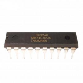 MM74C923N Encoders,...