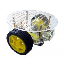 Kit voiture robot tortue...