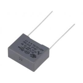 CONDENSATEUR X2 1.5uF 275VAC