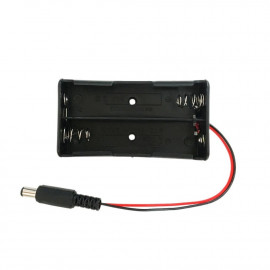 Support batterie 2X 18650...