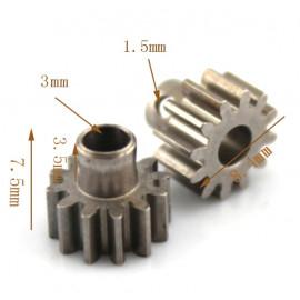 Engrénage pour moteur 3mm