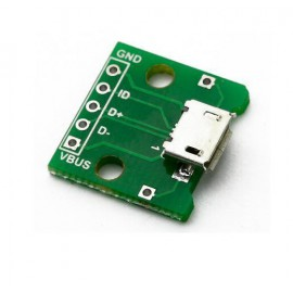 Carte USB vers DIP  5pin...