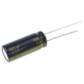 Condensateur Chimique 6.3V