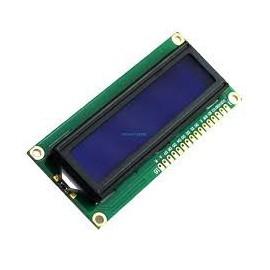 LCD 2X16 B/W
