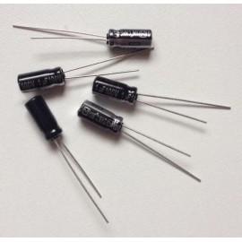 Condensateur Chimique 100V