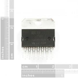 BU808DF TRANSISTOR NPN+DIODE 1500/700V 5A 50W