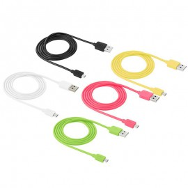 CABLE USB MICRO 1M MULTI...
