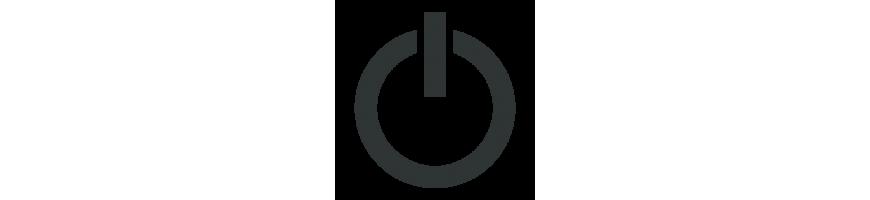 poussoir interrupteur commutateur