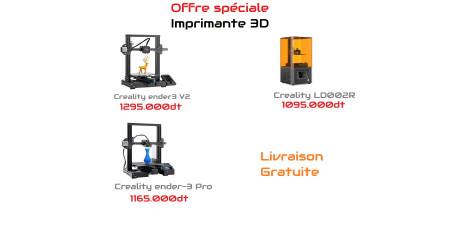 Imprimante 3D Promotion